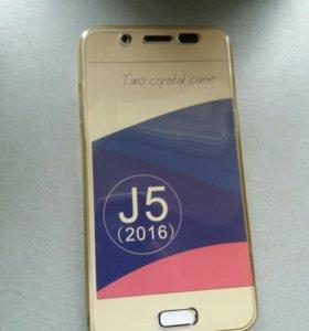 Чехол для Samsung J5 2016