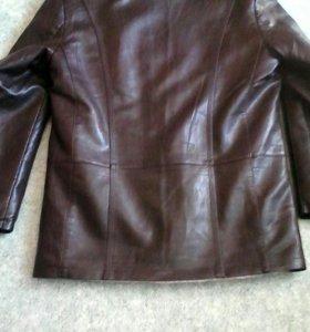 Зимняя куртка- дубленка