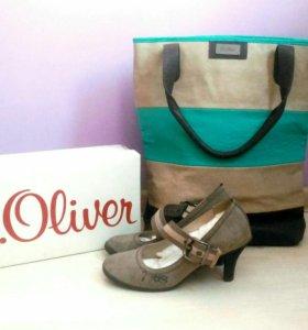Комплект сумка+туфли