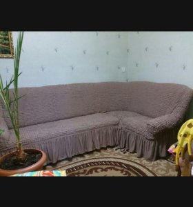 Чехол для углового дивана(новый)