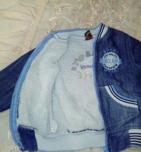 Классная детская курточка
