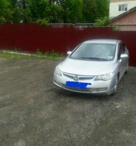 Хонда цивик 2007