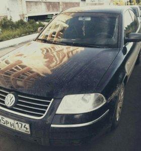 Volkswagen passat 1.8-170 л/с 2001г.
