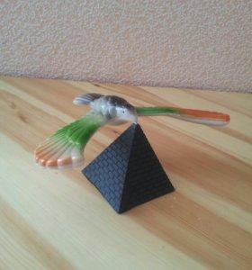 Птица леветация