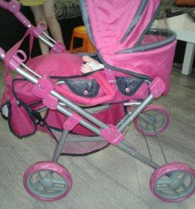 Детская коляска для куклы