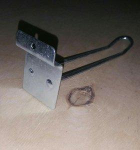 Крючок на эконом панель 150 мм.