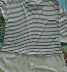 Новая, лёгкая блуза