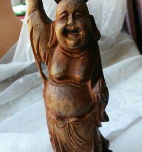 Декоративные деревянные фигурки