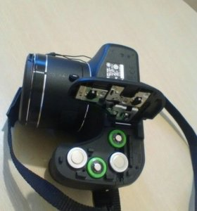 Фотоаппарат Sony CyberShot DSC-H300 Black