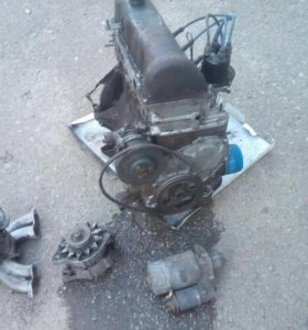 Двигатель ваз 2101-2107