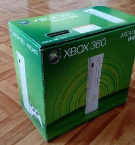 Xbox 360Arcade 120gb (прошитый)