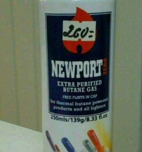 Газовый балон Newport