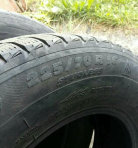 Шины Michelin latitude X-ICE 225/70 R16