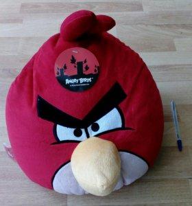 Подушка Angry Birds антистресс