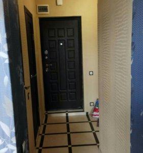 Кухня и дверной проем