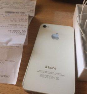 iPhone 4S идеальное состояние