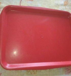 Поднос для переноски посуды