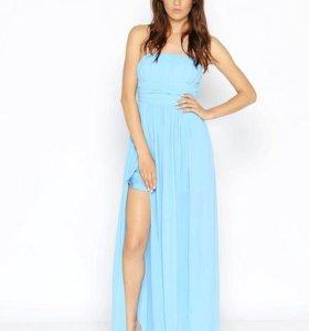Платье Kira Plastinina в пол, новое