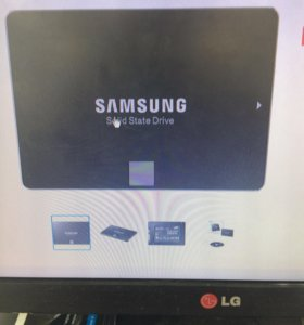 SSD жёсткий диск