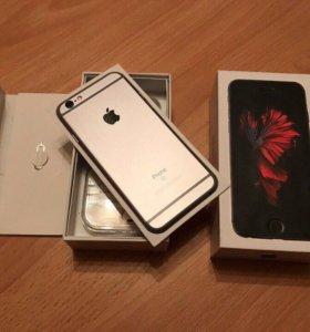 iPhone 6s space gray. Ростест