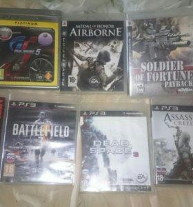 Игры для PS3(при покупке 3 и более цена снижена)