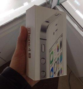 Apple iPhone 4s 16Gb White новый
