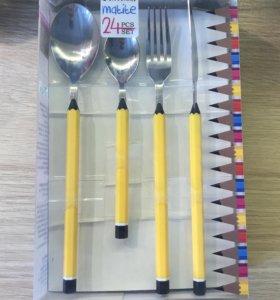 Набор столовых приборов Pintinox 24 предмета