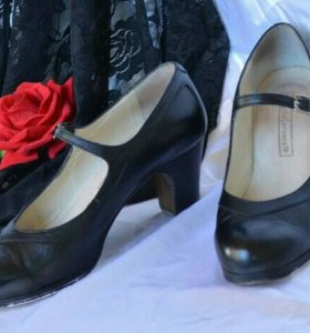Туфли для фламенко Begona Cervera 37.5-38 р.