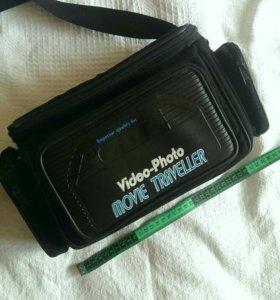 Кофр сумка для фотоаппарата, видеокамеры