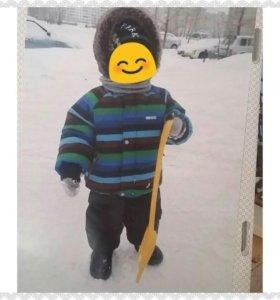 Зимний костюм /комплект Lenne 86+6, demar 22-23