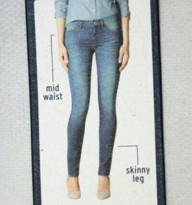 Новые джинсы Wrangler