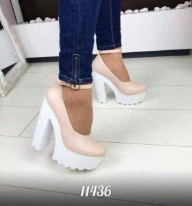 Новые стильные туфельки