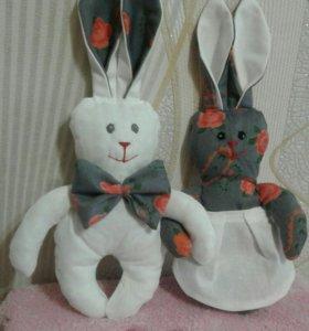 Пара заек