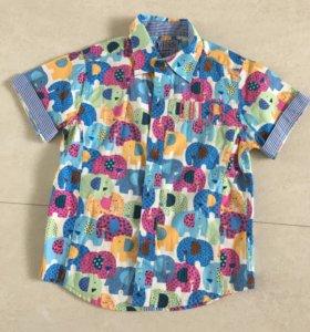 Рубашки на рост 104см
