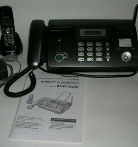 Факсимильный аппарат Panasonic KX-FC962RU.