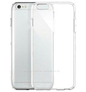 Комплект: чехол + защитное стекло IPhone 5,5S,SE