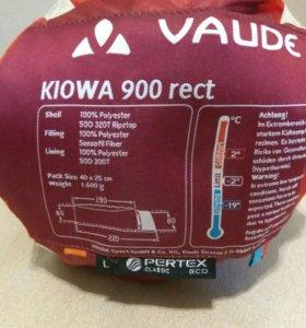 Спальник VAUDE Kiowa 900 Rect (новый)