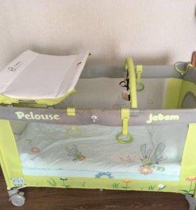 Манеж-кровать Jeremy C2