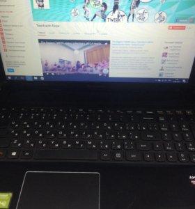 Ноутбук Леонова i7