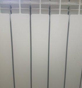 Радиаторы биметал