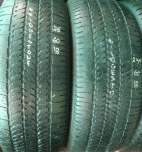 Bridgestone 235/60/18