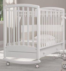 Кроватка детская Гандылян Дашенька
