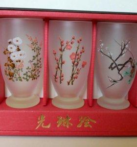 Набор стаканов японских