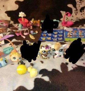 Набор игрушек, игрушки для детей