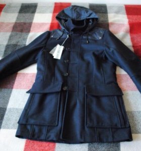 Новое пальто bikkembergs