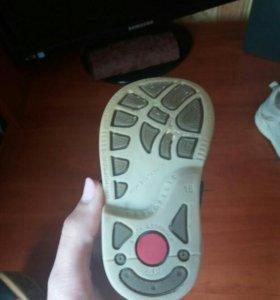 Детские орторедические ботиночки