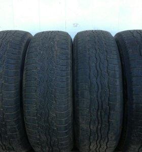 Шины Bridgestone Dueler H/T 687 225/65 R17