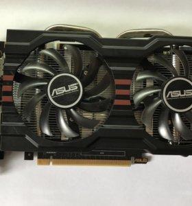 Видеокарта ASUS GTX 660TI 3GB