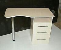 Стол маникюрный + 2 стула