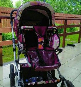 Детская коляска Stroller BE Maxima Elite 2 в 1